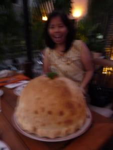 P1140405 225x300 Ada Volcano Pizza di PAPA'S LIMONCELLO – KUTA BALI